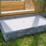 Custom Granite Step